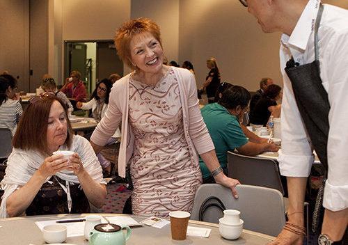 Tea Academy Italia - Jane Pettigrew