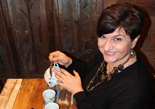 Tea Academy Italia - Stefania Gilardi
